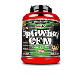 Amix MuscleCore OptiWhey CFM 2250g double white chocolate