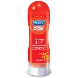 DUREX Play Masážní gel 2v1 Smyslný 200 ml