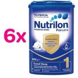 Nutrilon 1 Good Sleep 800g - 6 pack