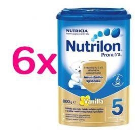 Nutrilon 5 Pronutra Vanilla 6 x 800g