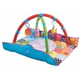 Hrací deka s hrazdou pro novorozence