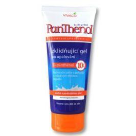 PANTHENOL 10% zklidňující gel po opalování 200ml