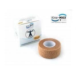 KineMAX Cohesive elast.samofix. 2.5cmx4.5m tělové