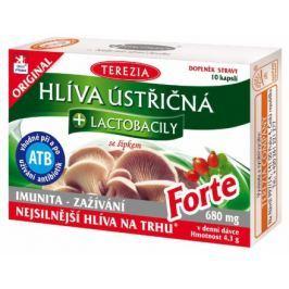 TEREZIA Hlíva ústřičná s lactobacily FORTE cps.10