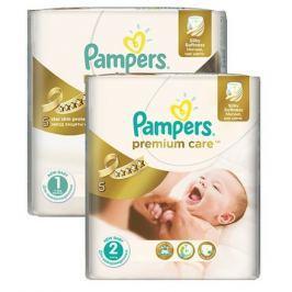 Pampers Premium Care POME box (S1 88+S2 80)