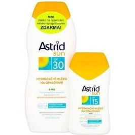 ASTRID SUN Mléko OF30 200 ml + OF15 100 ml