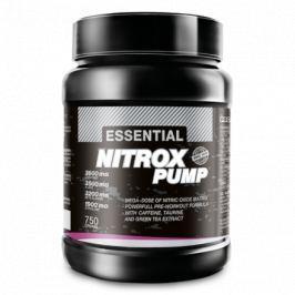 Essential Nitrox Pump 750g cola s citrónem