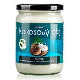 Allnature Kokosový olej BIO 500 ml