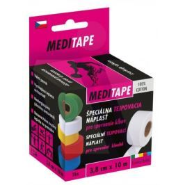 Náplast Mediplast 3.8cmx10m 1ks 1230XTK tejp.bílá