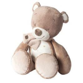 Hračka plyšový hrkací medvídek Tom 18 cm