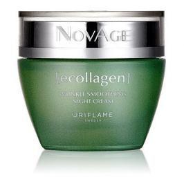 Oriflame Noční vyhlazující krém proti vráskám NovAge Ecollagen