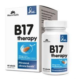 Maxivitalis B17 therapy 500mg tob.60