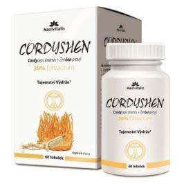 Maxivitalis CORDYSHEN (cordyceps+ženšen) tob.60