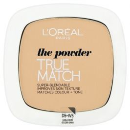 Loréal Paris True Match pudr Golden Sand W5 9g Líčení