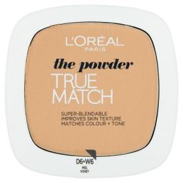 Loréal Paris True Match pudr Honey W6 9g