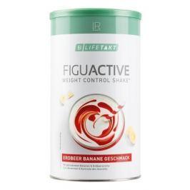 LR LIFETAKT Figu Active Koktej Jahoda - Banán 450 g Instantní nápoj