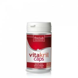 fin Vitakrilcaps 60 cps Cholesterol