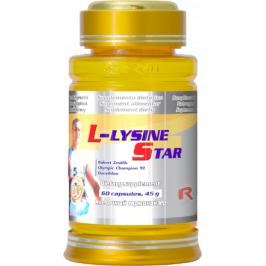 L-Lysine 60 cps