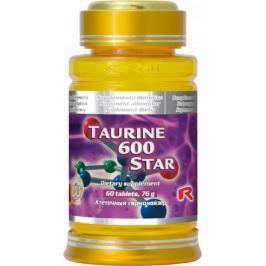 Taurine 600 Star 60 tbl Aminokyseliny
