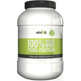 ALVIFIT 100% Natural WHEY Pure Protein 2000g Proteiny
