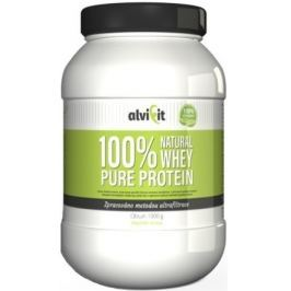 ALVIFIT 100% Natural WHEY Pure Protein 1000g Proteiny