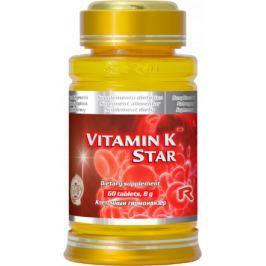 Vitamin K Star 60 tbl Vitamíny a minerály