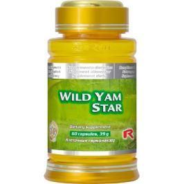 Wild Yam Star 60 cps Doplňky stravy