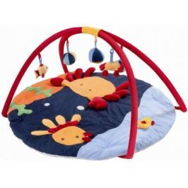 Hrací deka s hrazdou Moře Výprodej