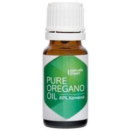 Pure Oregano Oil 10ml Jizvy, kožní útvary