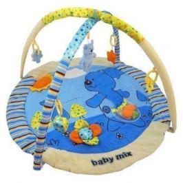 Hrací deka Baby Mix Medvídek Hrací deky