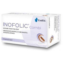 Inofolic Combi 60 gelových kapslí Vitamíny a minerály pro těhotné