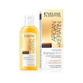 Argan + Keratin - šampon na vlasy 8v1