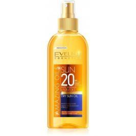 Amazing Oils - Dry Sun oil SPF 20 Opalovací přípravky SPF 15 - 28