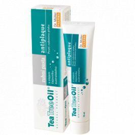 Tea Tree Oil zubní pasta antiplaque 75ml Zubní pasty a gely