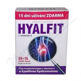 Hyalfit + vitamín C tob.30+15 Kloubní výživa