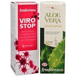 Fytofontana ViroStop 1+1(ViroStop30+Aloe nasal20) Na imunitu