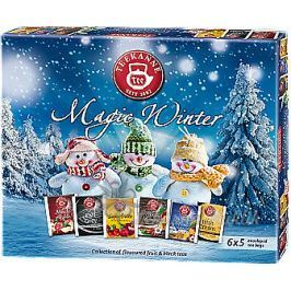 TEEKANNE Magic Winter n.s.6x5ks Kolekce čajů