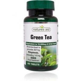 Zelený čaj 313mg - tbl.60 Hubnutí a dieta