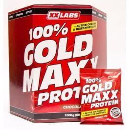 100% gold maxx protein – banán 1800 g (60 sáčků) Proteiny