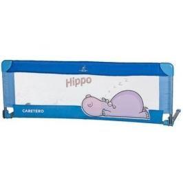 Mantinel do postýlky CARETERO Hippo modrý Mantinely do postýlky