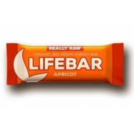 Lifebar meruňková BIO 47 g Lifefood