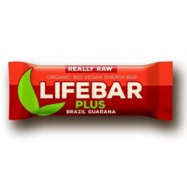 Lifebar plus brazil a guarana BIO 47 g Lifefood