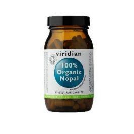 100% Organic  Nopal 90kapslí Hubnutí a dieta