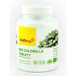 Chlorella BIO 100 g 500 tbl Wolfberry* Chlorella