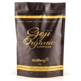 Goji Organic EXTRA EDITION 250 g Wolfberry