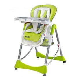 Židlička CARETERO Bistro green 2015 Dětské židličky