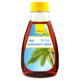 Kokosový sirup BIO 540 g/400 ml Wolfberry* Přírodní šťávy a sirupy