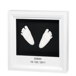 Rámeček pro 3D otisk Window Sculpture Frame White Dárky pro rodiče