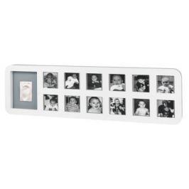 Rámeček 1st Year Print Frame White / Grey Dárky pro rodiče