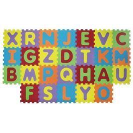 Puzzle pěnové 199x115 cm písmena Pěnové puzzle